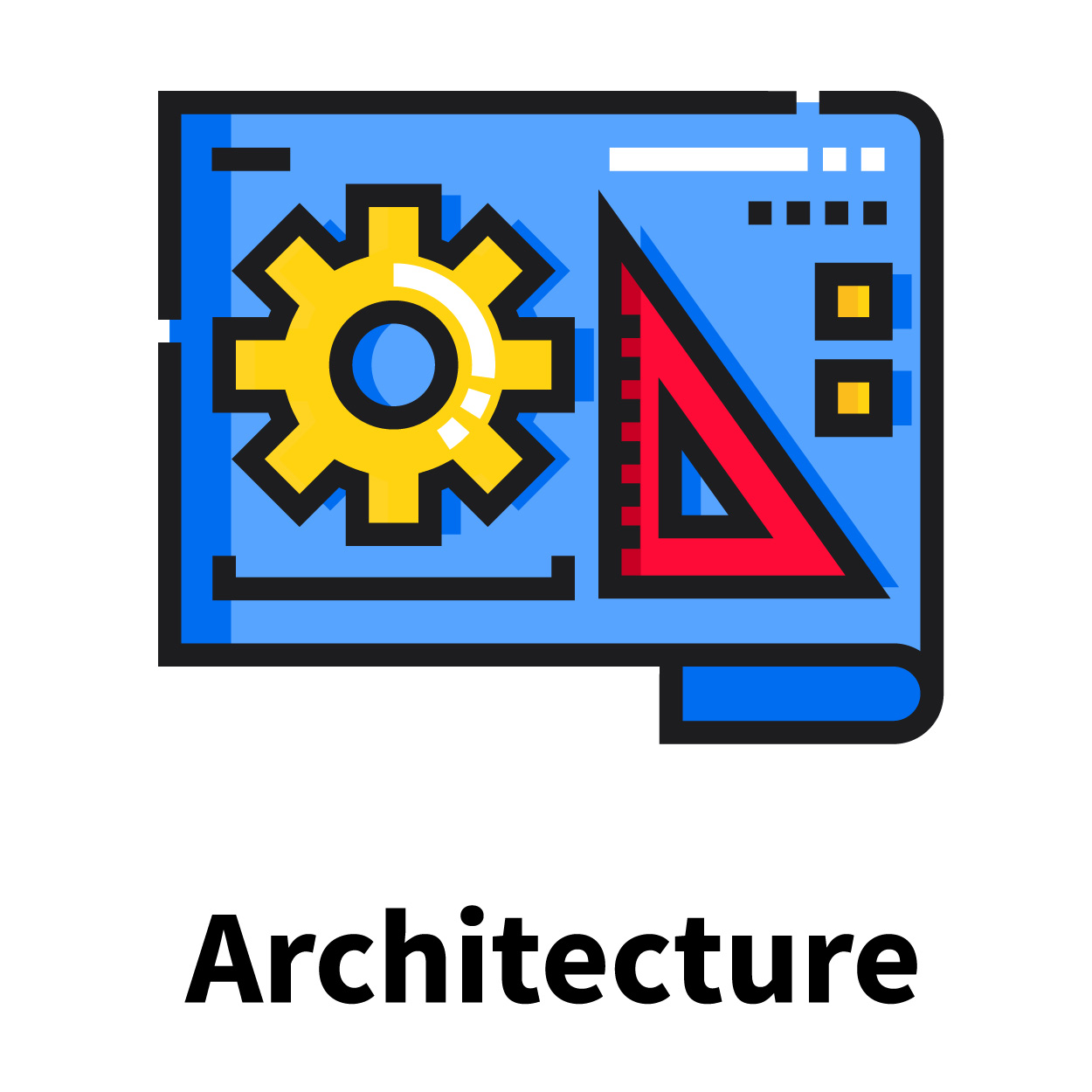 Architecture Track icon