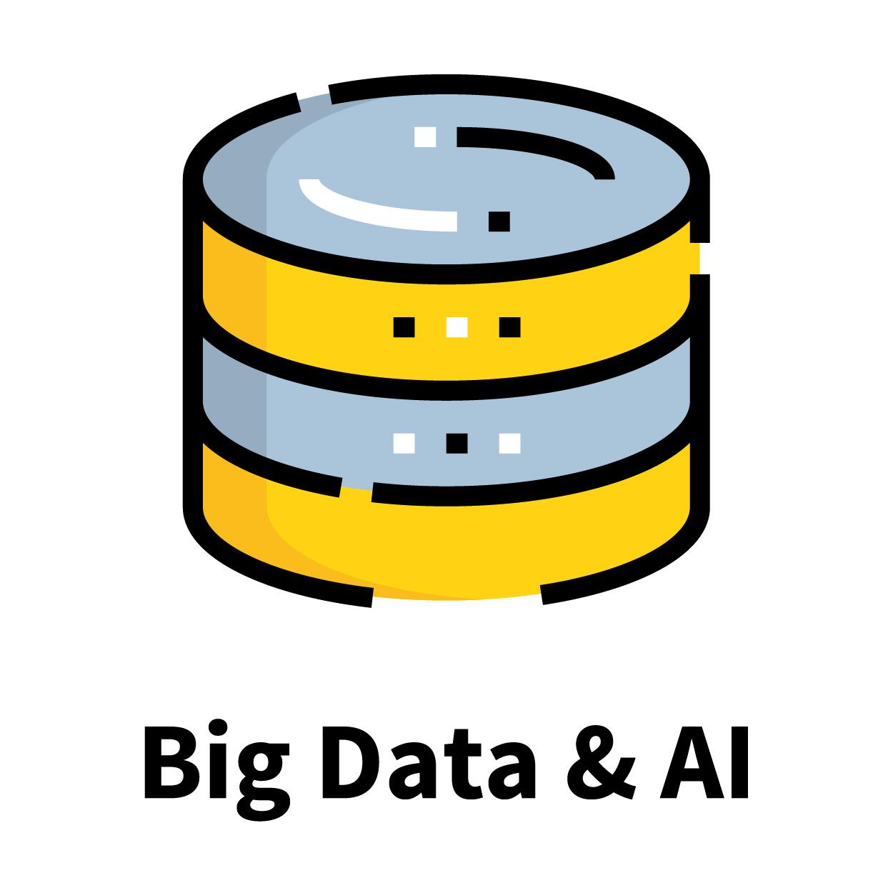 Big Data and AI Track icon